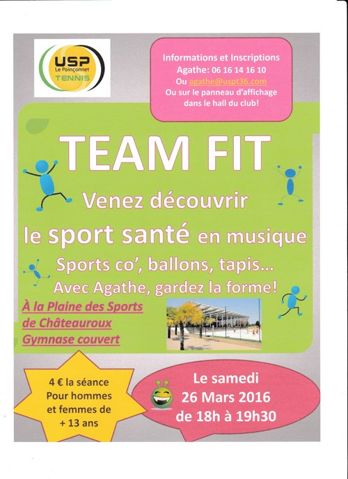 affiche team fit du 26 mars 2016 001 (Copier)