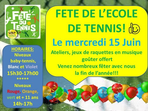 Affiche animations école de tennis 2016 (Copier)